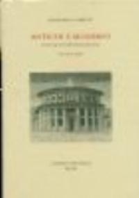 Letteratura italiana. I critici. Storia monografica della critica moderna in Italia. 5 VOLUMI.