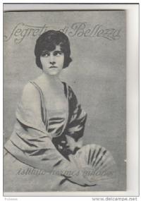 SEGRETI DI BELLEZZA - HERMES 1923 --- COPIA anastatica DEL 1991