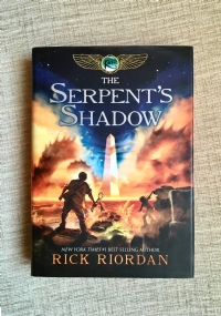 the serpent's shadow - the kane chronicles book three