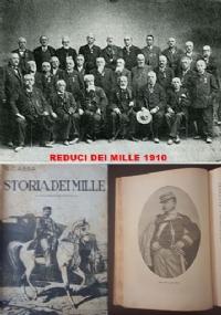 STORIA DEI MILLE, G.C. ABBA, Casa Editrice Marzocco 1943.