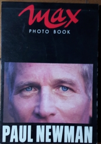 Paul Newman. Photo book