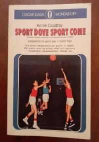 sport dove sport come