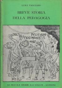 BREVE STORIA DELLA PEDAGOGIA