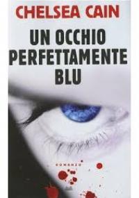 Un occhio perfettamente blu