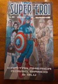 Capitan America Rosso, Bianco & Blu