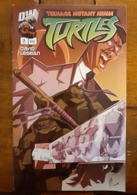 Teenage Mutant Ninja Turtles - Edizione 1 - N°3 Aug