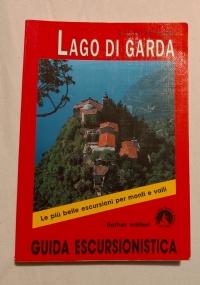 LAGO DI GARDA GUIDA ESCURSIONISTICA -escursioni-escursionismo-trekking-Verona-Trento-Brescia-lago d'Idro-Monte Baldo-Arco-Riva