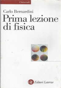 PRIMA LEZIONE DI FISICA