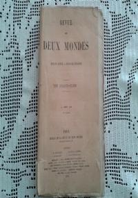 REVUE des DEUX MONDES - 15 Septembre 1863