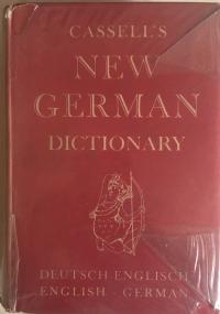New German Dictionary