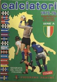 Ristampa album Calciatori Panini Serie A 1985-86