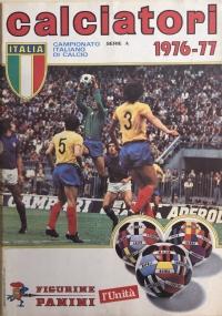 Ristampa album Calciatori Panini Serie A 1986-87