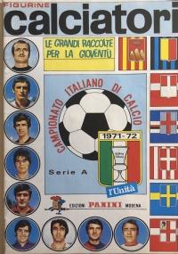 Ristampa album Calciatori Panini Serie A 1970-71