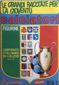 Ristampa album Calciatori Panini Serie A 1964-65