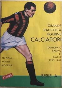 Ristampa album Calciatori Panini Serie A 1965-66