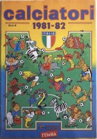 Ristampa album Calciatori Panini Serie A 1984-85