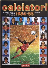 Ristampa album Calciatori Panini Serie A 1990-91