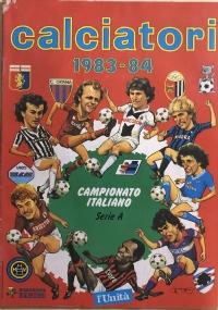 Ristampa album Calciatori Panini Serie A 1977-78