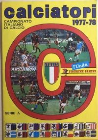 Ristampa album Calciatori Panini Serie A 1988-89