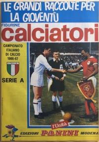 Ristampa album Calciatori Panini Serie A 1982-83