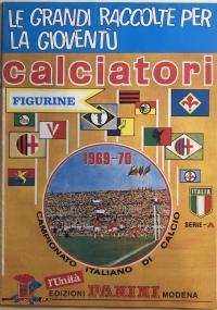Ristampa album Calciatori Panini Serie A 1968-69