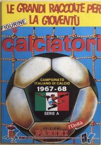 Ristampa album Calciatori Panini Serie A 1989-90