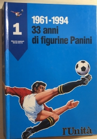 Raccoglitore ristampe album panini 1978/79-1993/94 Vol.2