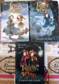 Lotto 3 libri serie Fairy Oak: Il Segreto delle Gemelle, L'Incanto del Buio, Il Potere della Luce - fantasy ragazzi bambini avventura Witch TRILOGIA COMPLETA
