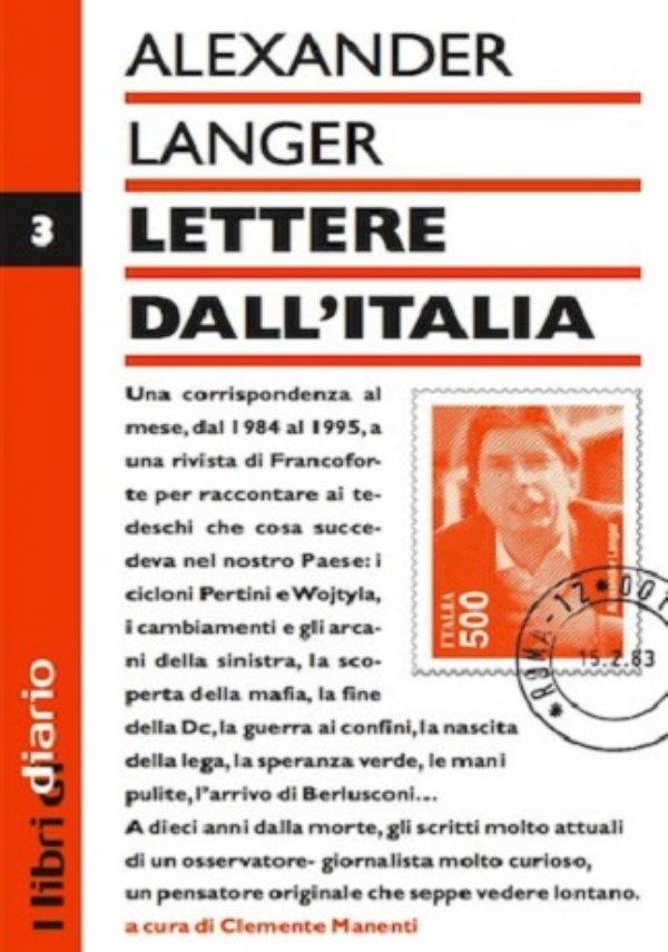 LETTERE DALL'ITALIA - [NUOVO]