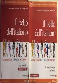 Il bello dell'italiano, La grammatica+La comunicazione e il testo