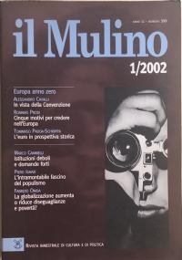 Il Mulino 2/2002, Anno LI - Nr.400