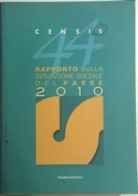 Censis 45 rapporto sulla situazione sociale del paese 2011