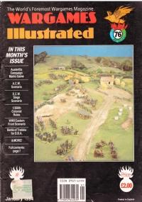 PRACTICAL WARGAMER March/April 1996. ROTTINGDEAN 1377