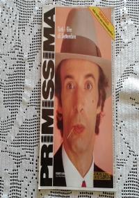 PRIMISSIMA Rivista di  Cinema  novembre 1991 Francesco Nuti