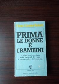 PRIMA LE DONNE E I BAMBINI