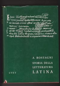 Storia della letteratura latina 2: L'Impero Parte prima : da Augusto a Nerone