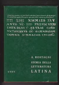 Storia della letteratura latina 3: L'Impero Parte seconda : dai Flavi al principio del secolo V