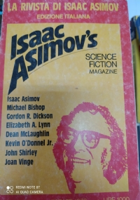 LA RIVISTA DI ISAAC ASIMOV 2 ESTATE 1978 SCIENCE FICTION MAGAZINE