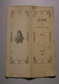 Istoria dell'Europa di Pierfrancesco Giambullari dal 800 al 919. Volume unico