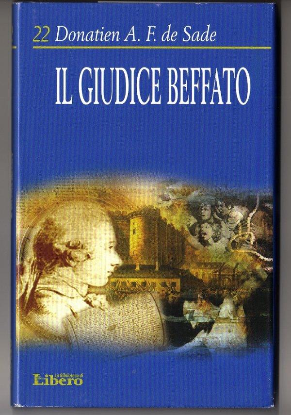 IL GIUDICE BEFFATO - [COME NUOVO]