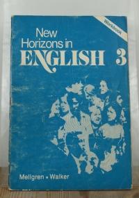 New Horizons in English - Workbook 4