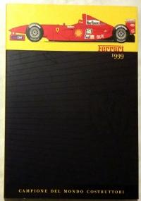 Ferrari 2004 - Campione del Mondo Piloti - Campione del Mondo Costruttori. Annuario Ufficiale