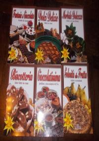 LOTTO 7 FASCICOLI LA CUCINA 2003 PLURIGRAF BONECHI