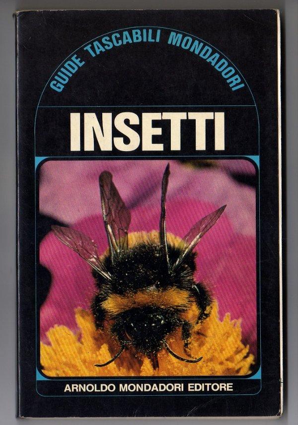 INSETTI (Guide Tascabili Mondadori)