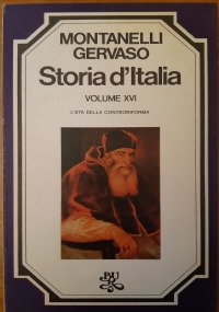 Storia d'Italia volume XVII - L'età delle guerre di religione