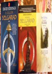 Il ciclo di Belgariad - lotto 3 libri saga fantasy: Il segno della profezia, La regina della stregoneria (La regina della magia), La valle di Aldur, Il castello incantato, La fine del gioco SERIE COMPLETA