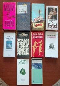 PICCOLO STOCK n. 1: 10 LIBRI cartonati e brossure autori vari