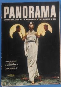 Panorama Novembre 1965 N°. 38 - India. Immensi problemi per il buonsenso di Shastri - Il tempo, come prevederlo, come modificarlo - Paolo VI, qual'è il suo dramma in un momento cruciale per la chiesa