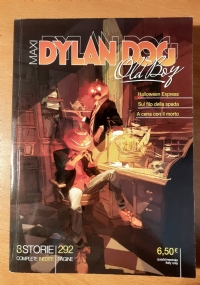 Dylan Dog Granderistampa - N° 55 - N° 163 Il Mondo Perfetto - N° 164 La Donna Urlante - N° 165 L'Isola dei Cani