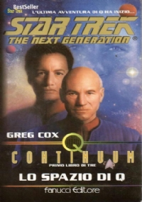 Star Trek,: Q Continuum: La zona di Q